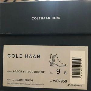 Cole Haan women boots